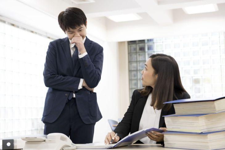 同僚から「仕事を辞めたい」と相談された場合