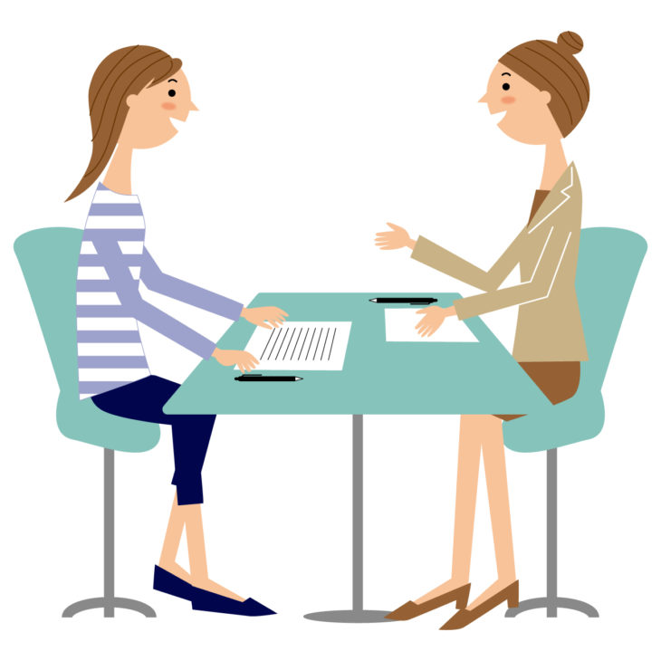 仕事選びに迷ったら専門家に相談するのが有効な手段です!